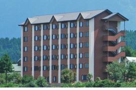 司のビラパークホテル